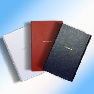 LibrosCorporativosBlancoRojoNegro
